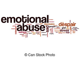 Emotional clipart parent Abuse 358 word abuse cloud