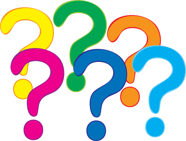Microsoft clipart any question Day: Question Free would