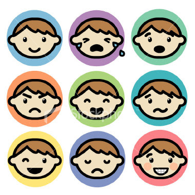 Emotions clipart emotional wellness Free  Clip Clip Emotions