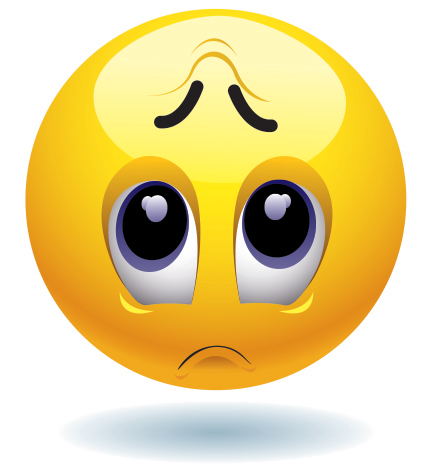 Smileys clipart unhappy And Clip Download Clip Clipart