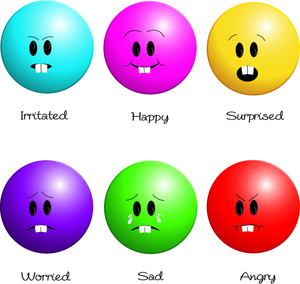 Emotions clipart sad face Panda Face Clip Free And