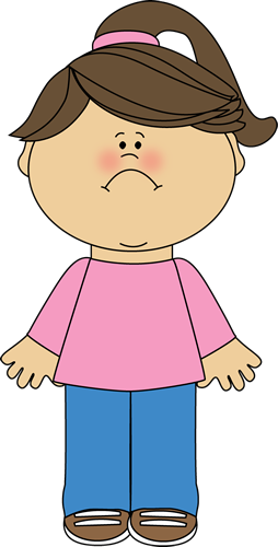 Sadness clipart frown Emotions Images Sad Girl Emotions