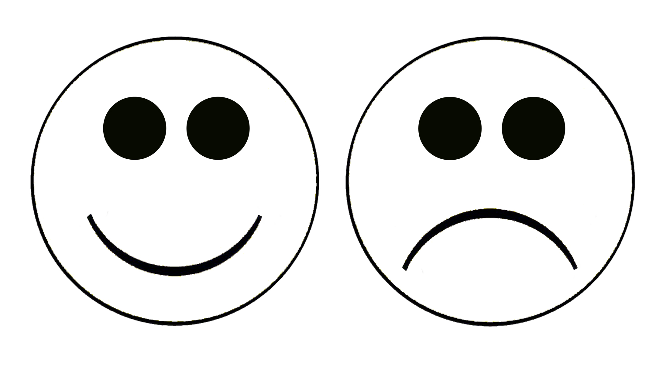 Emotions clipart happy sad Gallery Smiley Free Clip Art