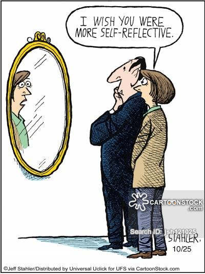 Emotional clipart self reflection Pictures cartoon 1 funny Comics