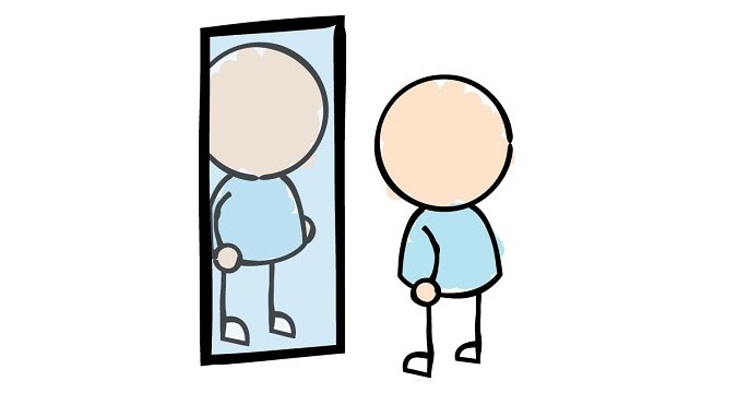 Emotional clipart self reflection Child: the Skills Child: Teaching