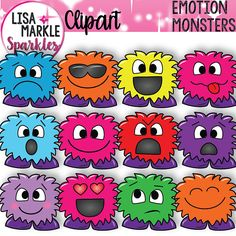 Emotional clipart teacher Clipart Clipart Monster Clipart Emotion