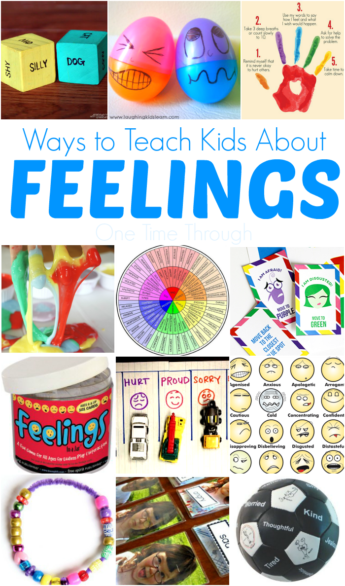 Emotional clipart teacher To  Teaching Children Calm