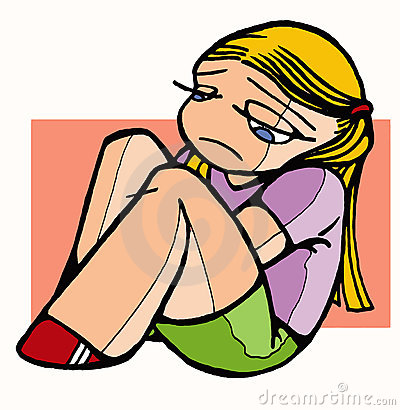 Emotional clipart unhappy person Clipart Clipart Images Sad sad%20teenage%20girl%20clipart