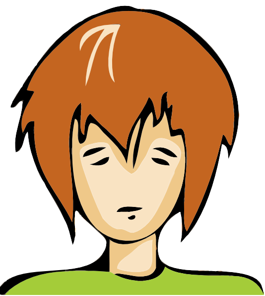 Emotional clipart unhappy person Art Clipart Clipart Clipart Clip