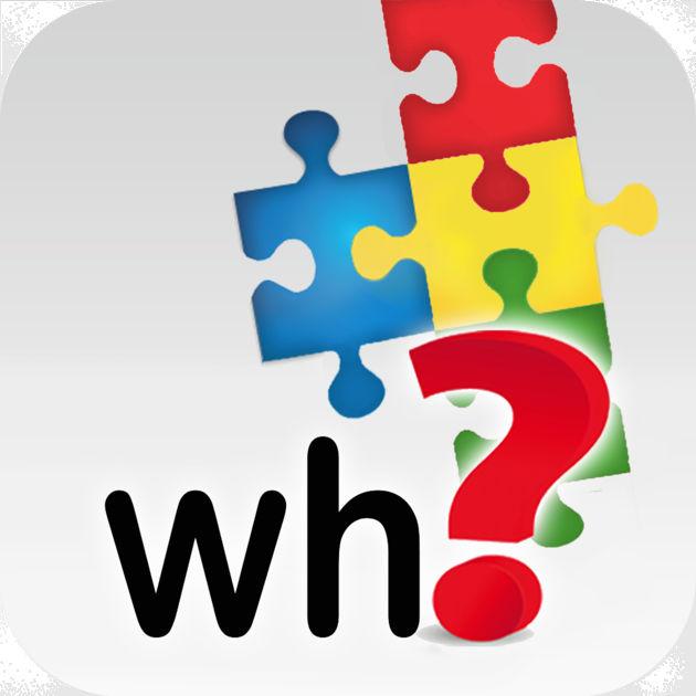 Emotions clipart wh question The App WH Autism