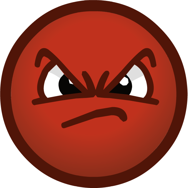 Emotions clipart anger 5 Angry Sample Emotion Pinterest