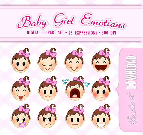 Smileys clipart pink ART with for CLIP Emoticons