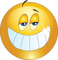 Emotions clipart big smile Emoticon Clipart stickers works smile