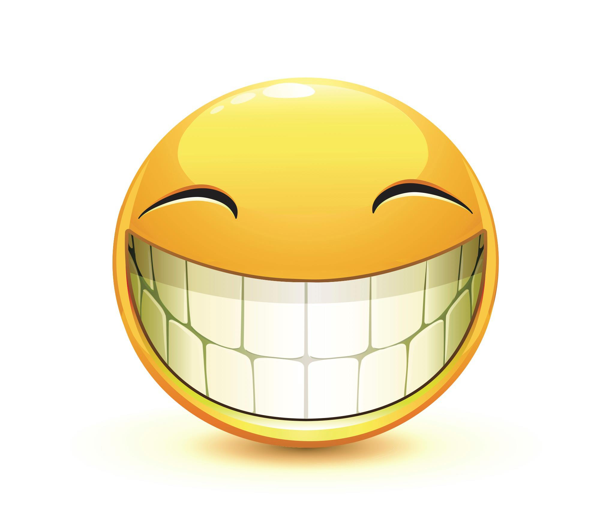 Emotions clipart big smile Search big Google  smile