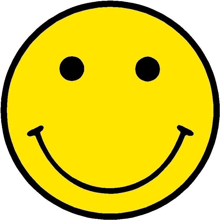 Emotions clipart big smile Big Smile  on Art