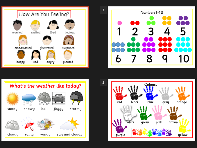 Emotions clipart birthday chart Tes Poster Learning Teaching by