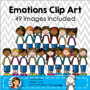 Emotions clipart birthday chart Du Clip / Pay by