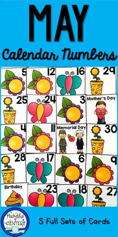 Emotions clipart birthday chart Different cards Theme chart ESL/EFL