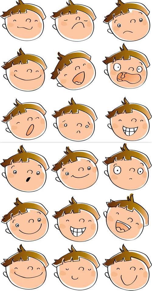 Emotions clipart cartoon face Cartoon Pictures Clip  Art