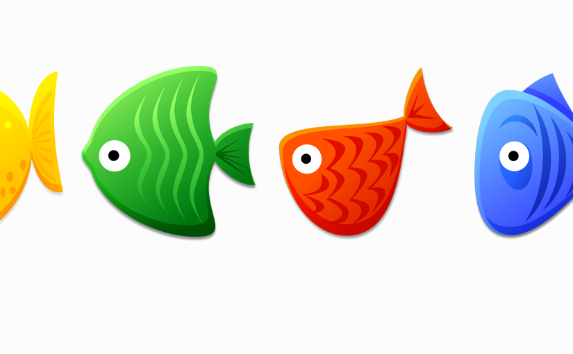 Emotions clipart curious Fishes Fish Emotional Emotional SerializingMe