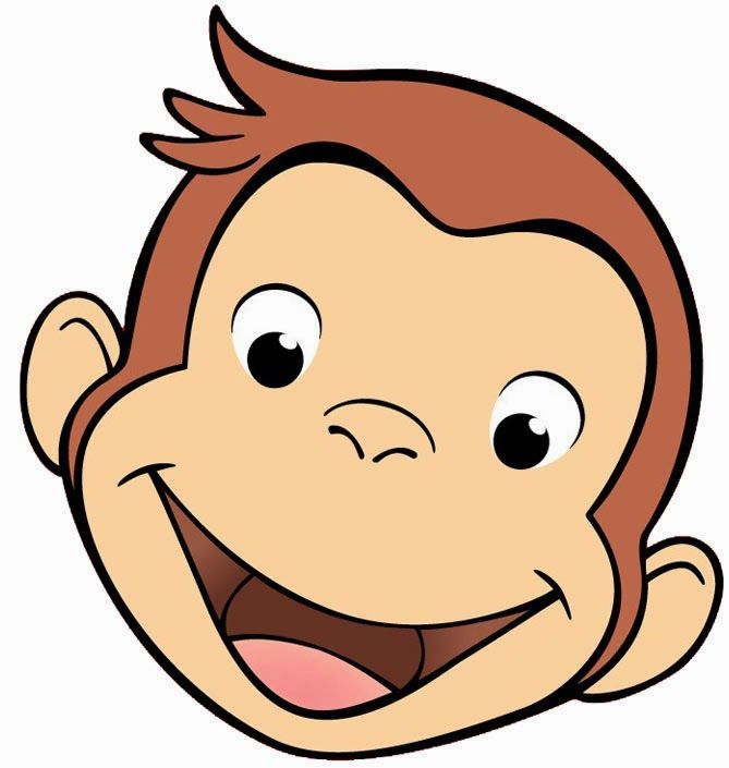 Emotions clipart curious George cliparts Clipart Curious Curious