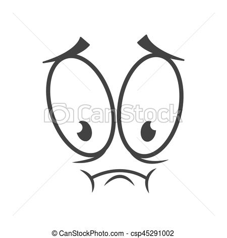 Emotions clipart depressed Icon design emotion emotion face