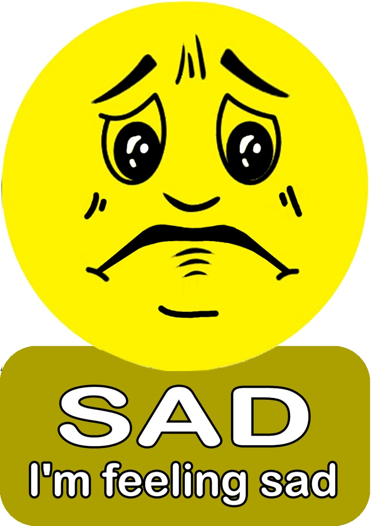 Emotions clipart disappointed face Kids for kids on Best