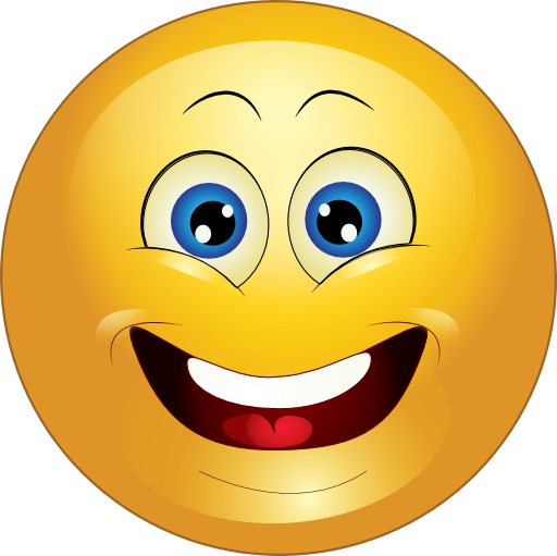 Shocking clipart happy Collection Clipart emoticon Savoronmorehead clipart