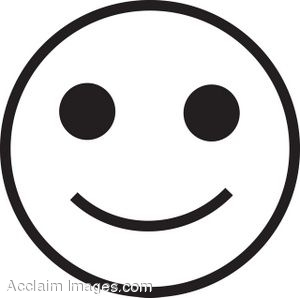 Emotions clipart excited Black cliparts Happy Face Clipart