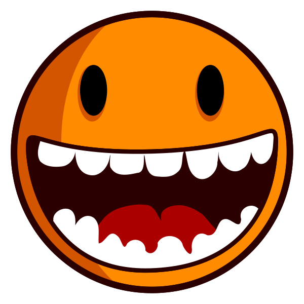 Smileys clipart excited face Face free – face Smiley