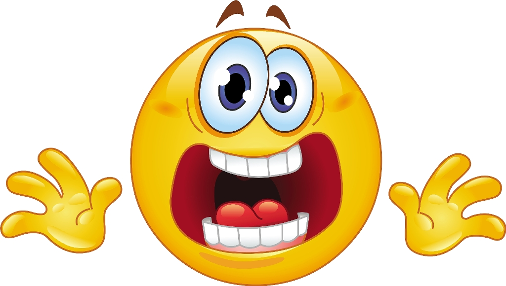 Emotions clipart fright You Life Fiction Do the