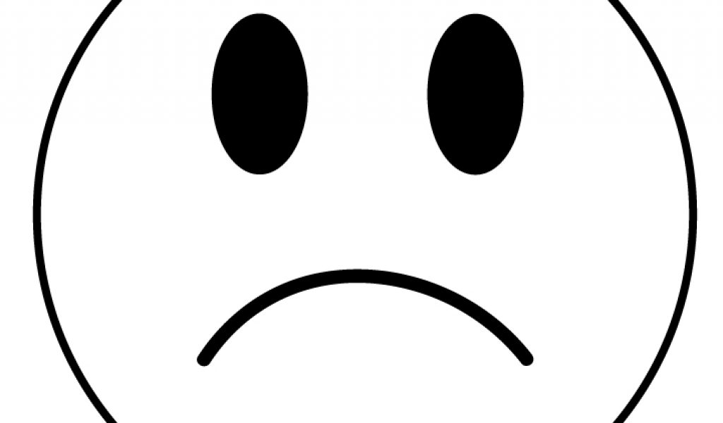 Sadness clipart frowny face Clipart com face Cliparting Sad