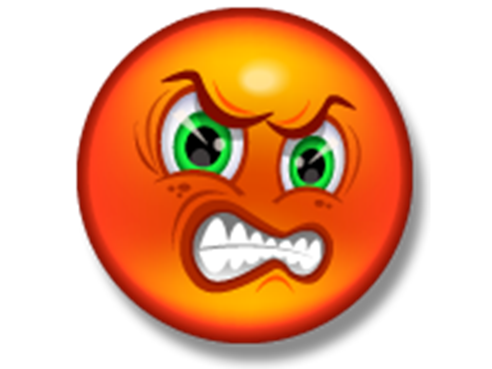 Emotions clipart grumpy face Face Pic Download faces Angry