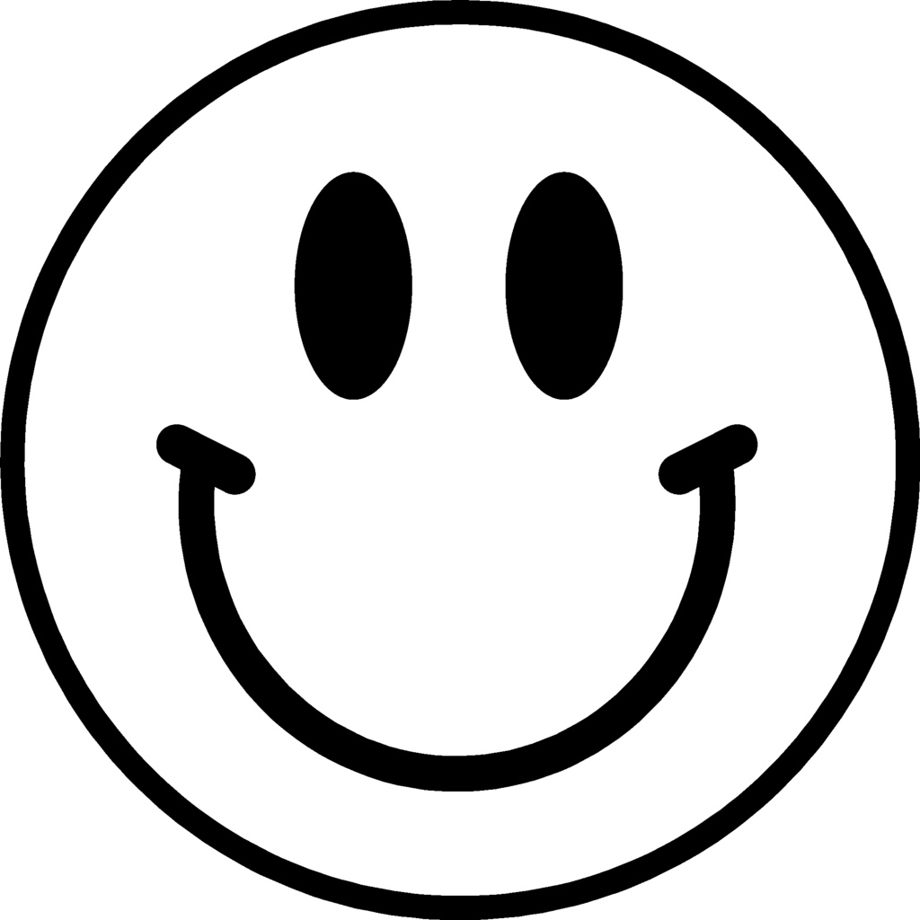 Drawn smile smiley face Face Smiley clipartix emotions clipart