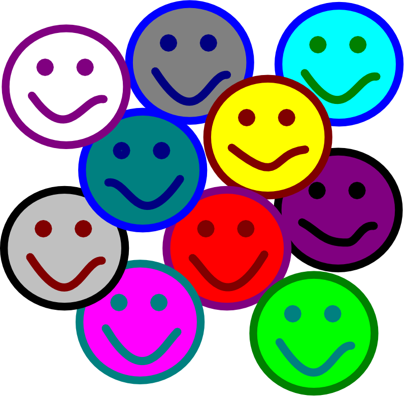Emotions clipart happy group  Of Free Cliparts Clip