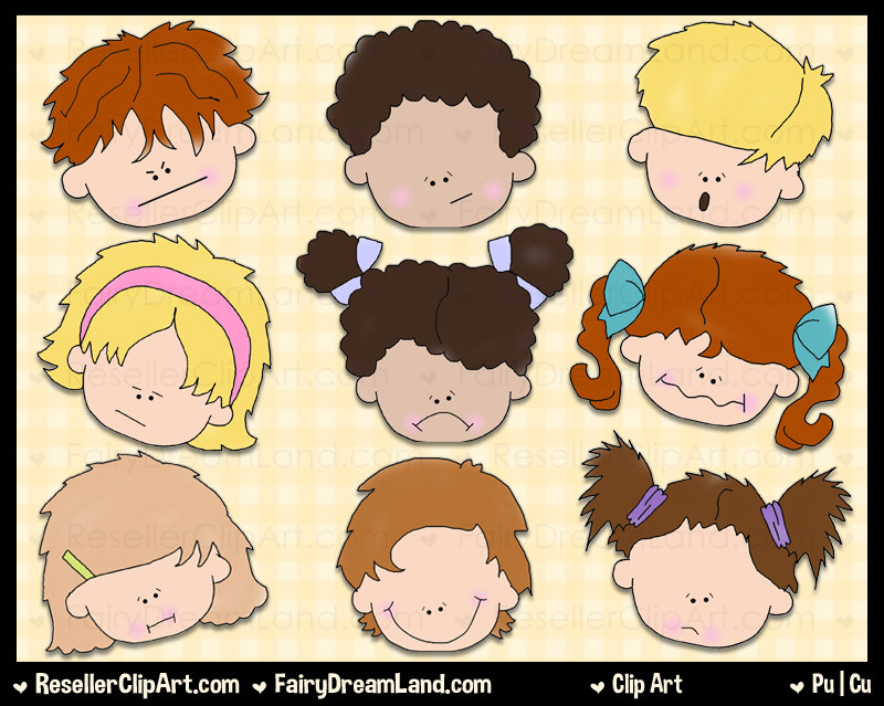 Emotions clipart happy sad Clipart Etsy clipart Emotions sad