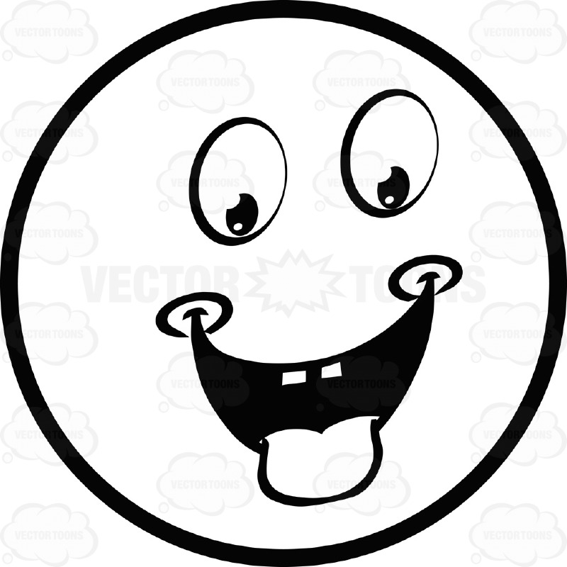 Emotions clipart hungry Face Hungry Eyed Eyed Smiley