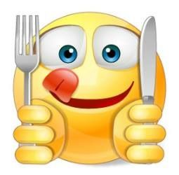 Emotions clipart hungry Best Hungry facebook compagesGreat Smiley