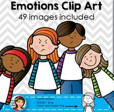 Emotions clipart life Life Feelings Clip Skills Emotions