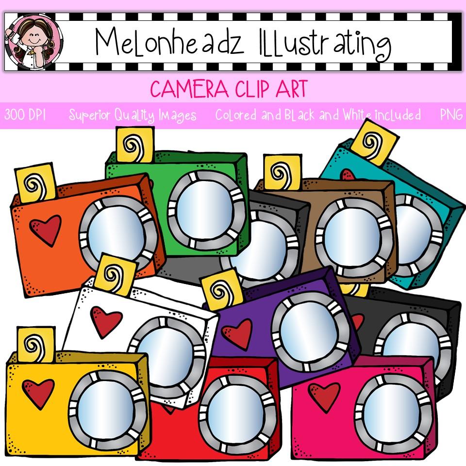 Illustration clipart melonheadz Can so I of :)