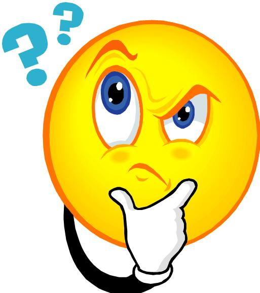 Emotions clipart question Mark Clipart Emoticon Question Question