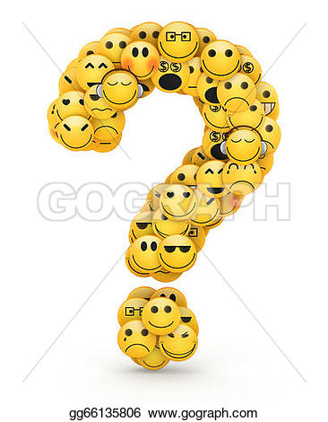 Emotions clipart question GoGraph emotions Art smiles Emoticons
