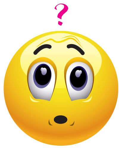 Emotions clipart question Ideas best Emoticon Pinterest The