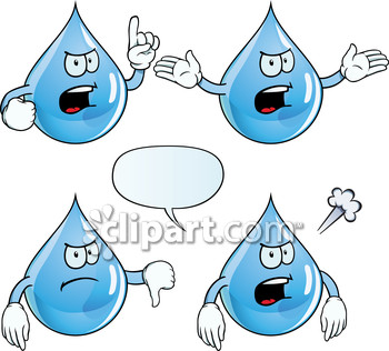 Emotions clipart reflective Clipart furious substance waving unhappy