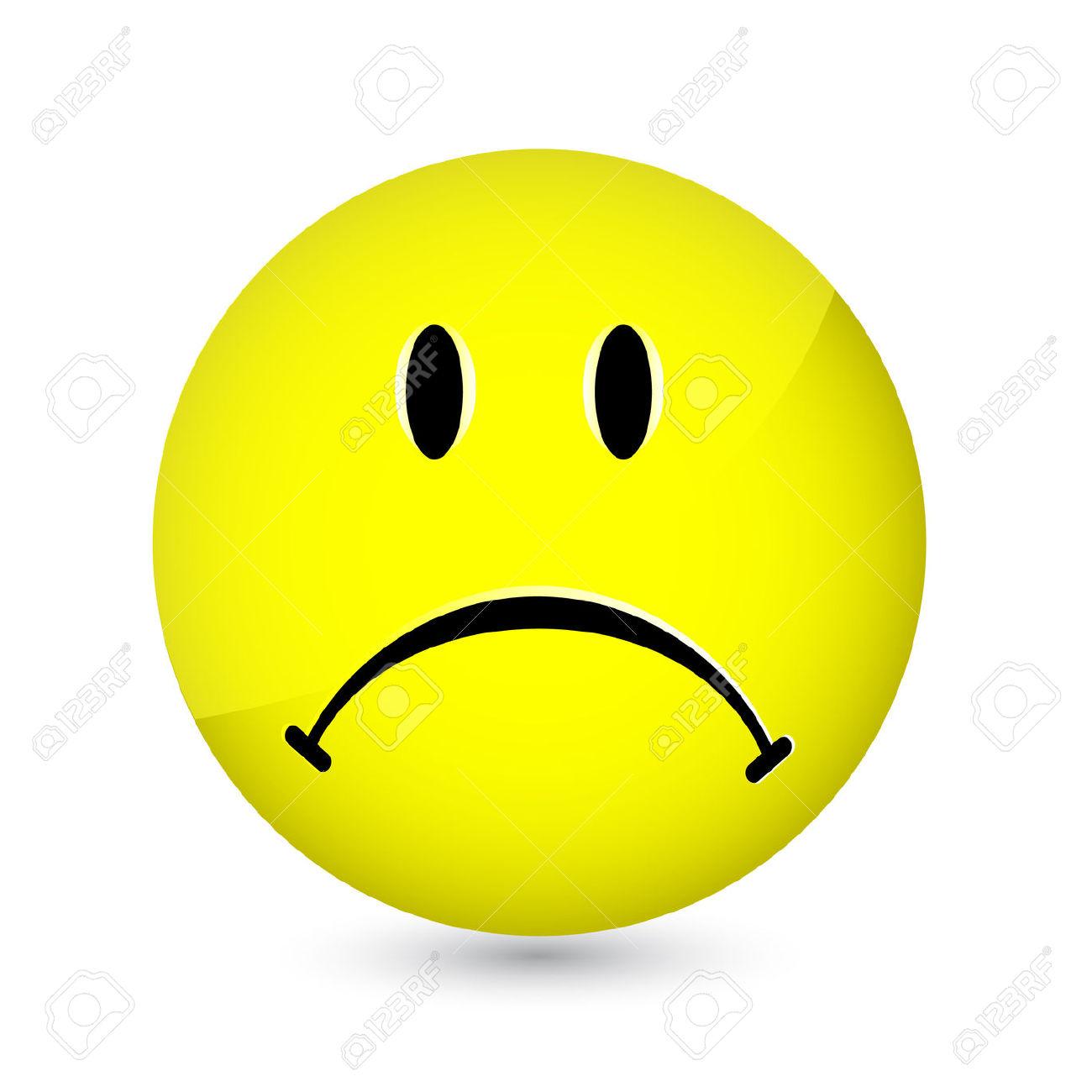 Tears clipart sad smile Clipart Sad Vectors face Pie