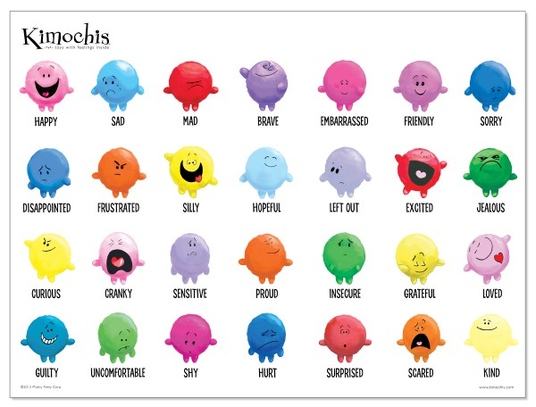Feelings clipart excited child ADHD pillows excellent sensory e1429039370972
