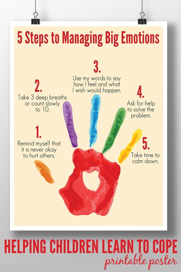 Emotions clipart social emotional learning To Managing Emotions: 351