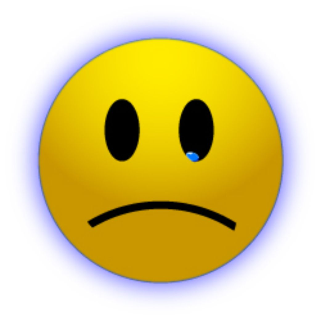 Feelings clipart straight face Happy Free Download Gif Sad