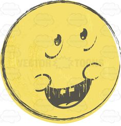 Emotions clipart sorry face Yellow Face Smiley Enthusiastic Rough