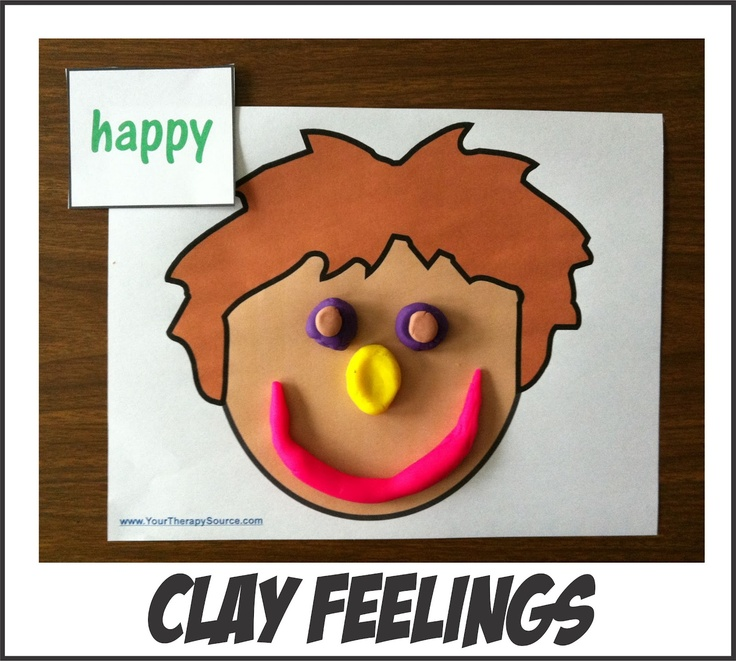 Feelings clipart faces poster On Best Emotions Pinterest 25+